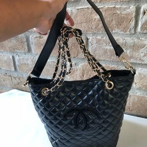 Bag quilted Chanel vip gift